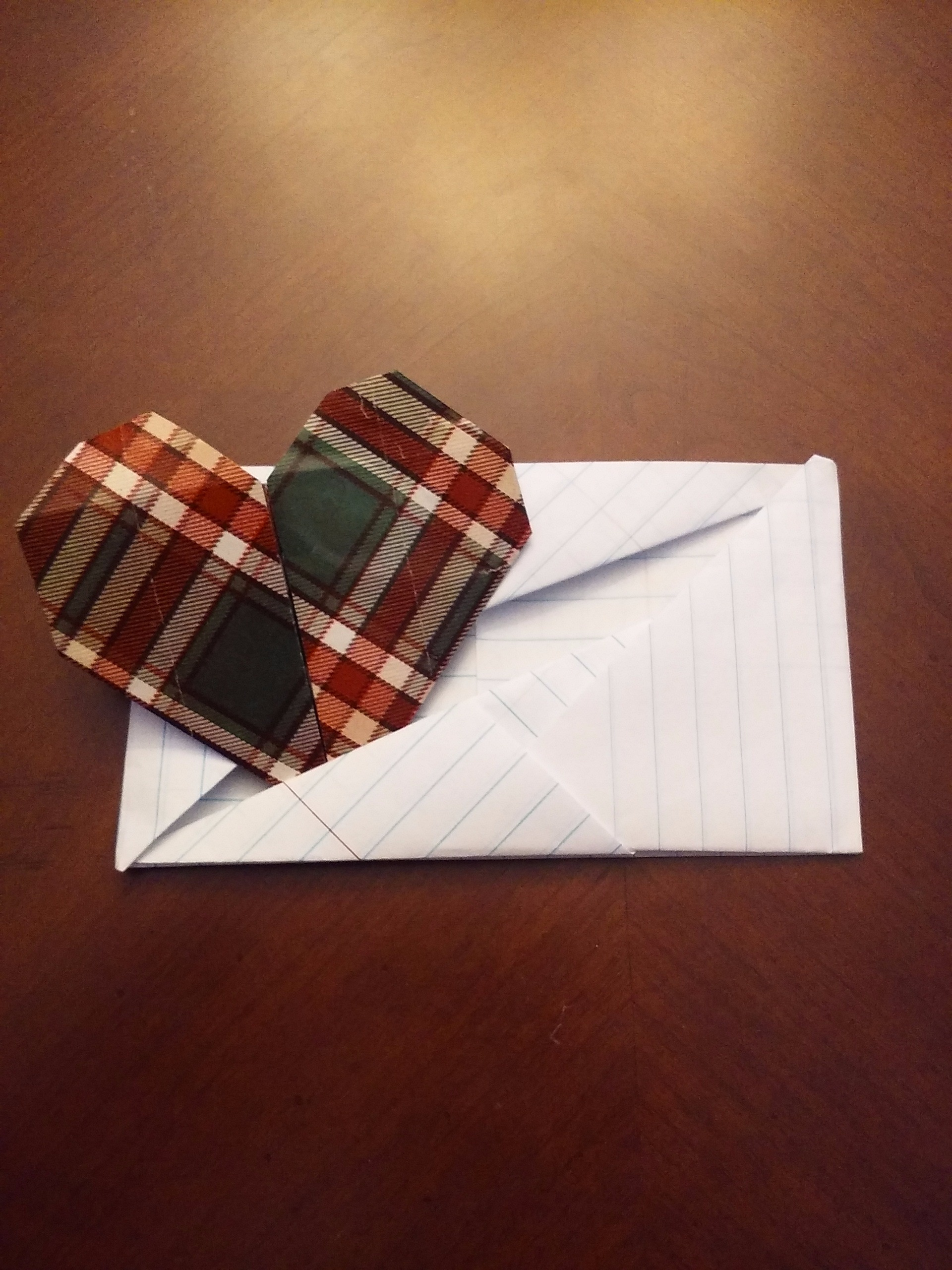 Picture of Valentines Day Envelope