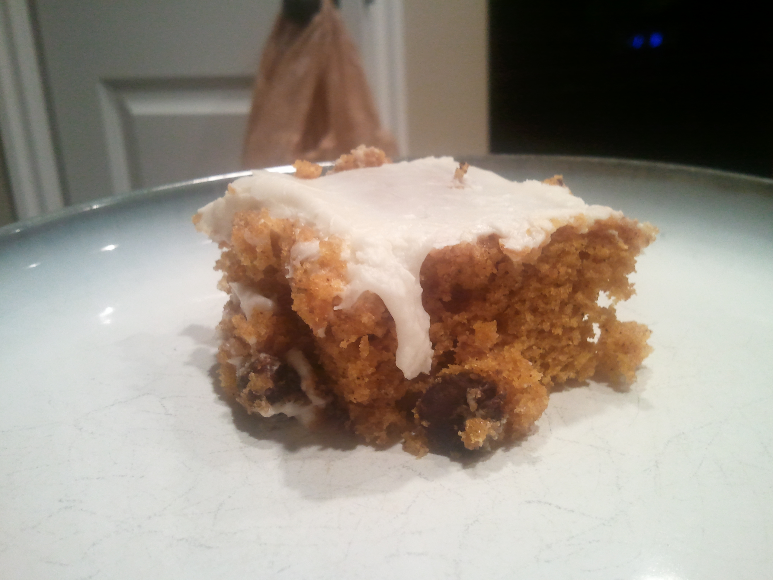 Picture of Quick and Easy Pumpkin Bars