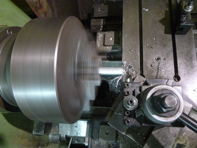 Cutting With a Milling Radius Tool