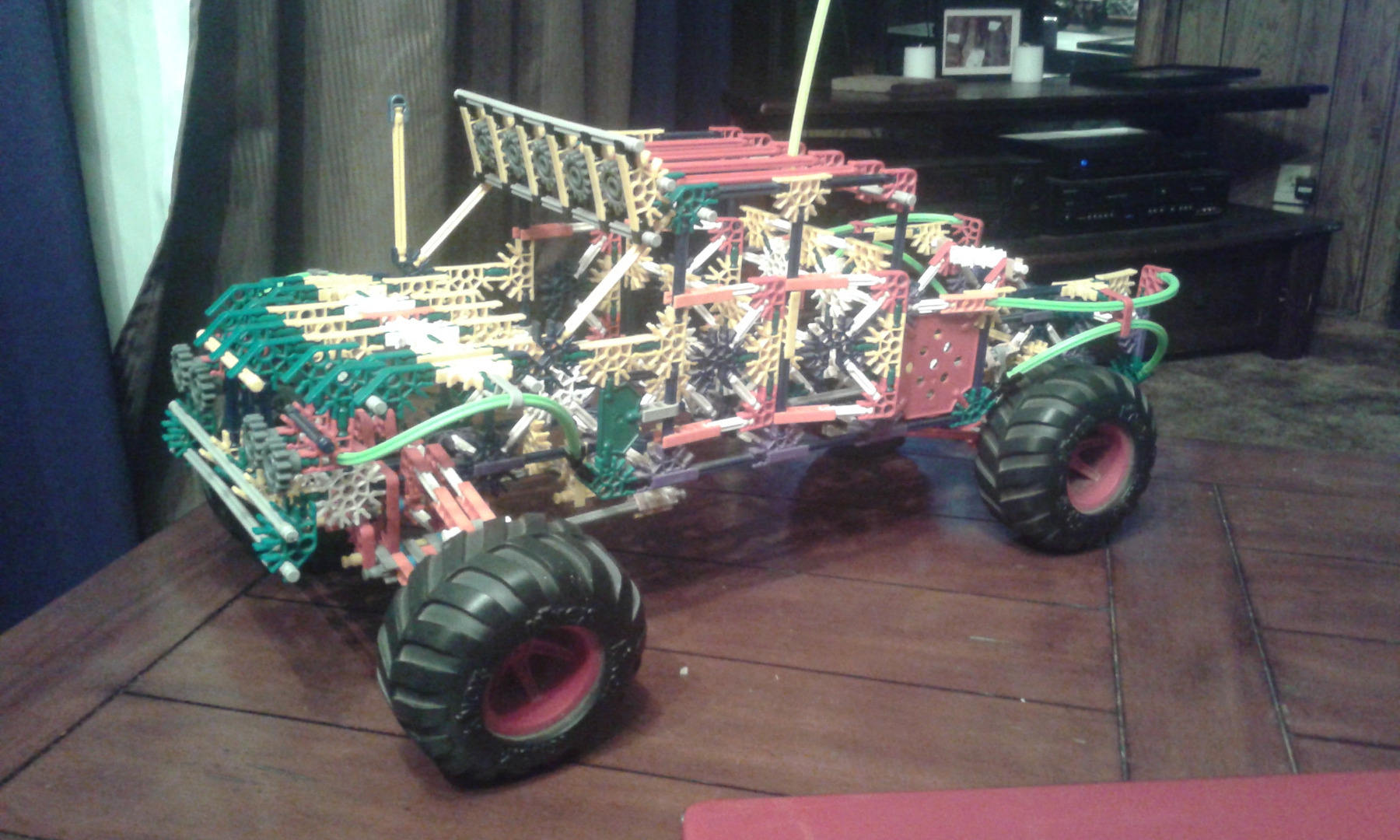 Picture of Knex Truck