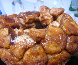[Collegiate Meals] How to Make Monkey Bread