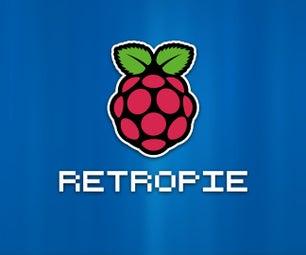 (Updated) Installing RetroPie 3.0+ on Raspberry Pi 1, 2, & Zero