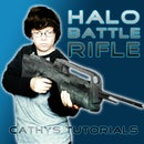 How to make a Halo 3 Battle Rifle (Trigger, Reloader, Removable Magazine)