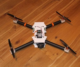 DIY Beginner's Quadcopter