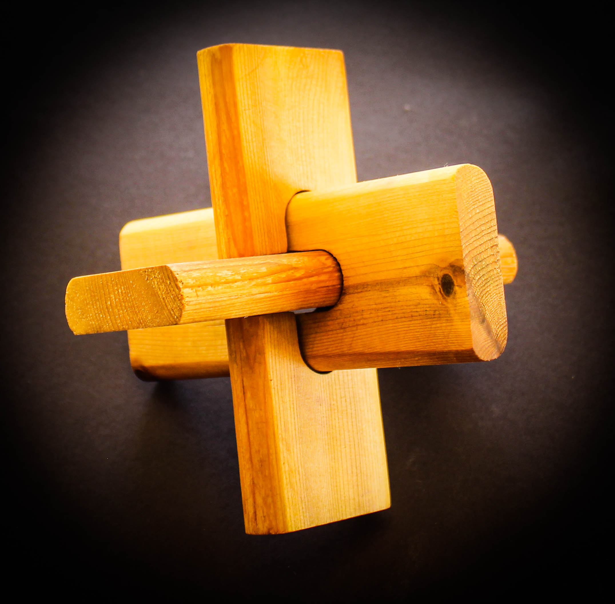 Picture of Wooden Lock Puzzle