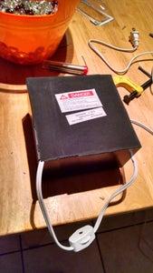 Glue Your Custom LED to Your Hole