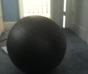 How to Have Fun on an Exercise Ball