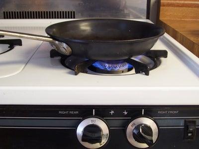Preheat Your Pan
