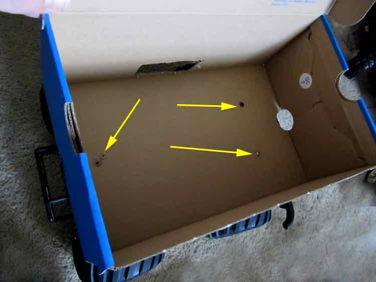 Picture of Box: Screw Box to Truck Chassis
