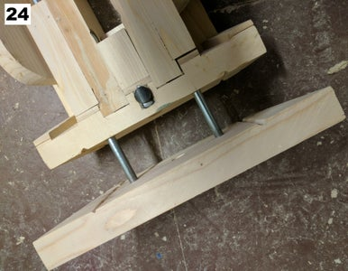 Vise Front Plate