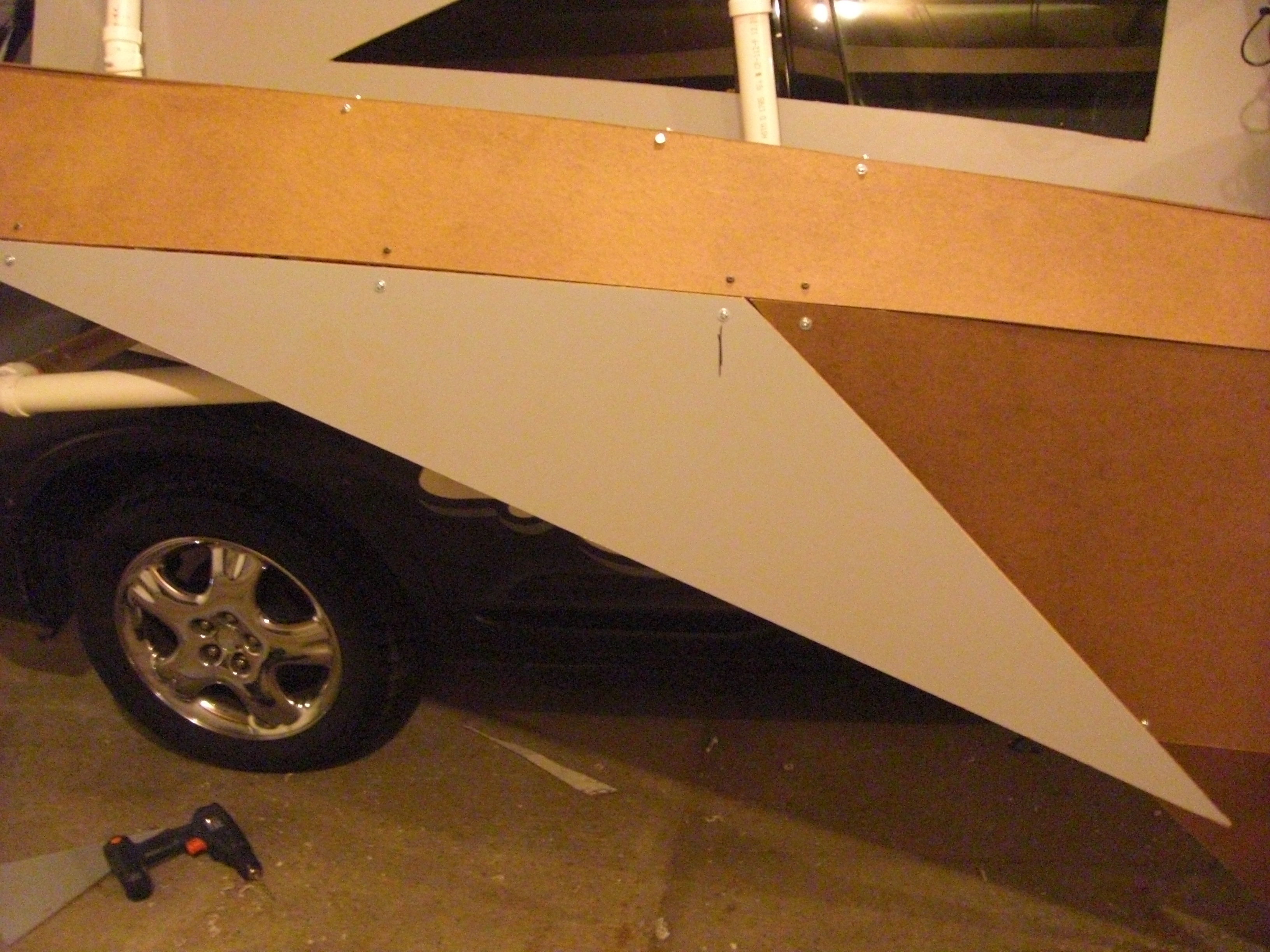 Picture of Passenger Side Panels