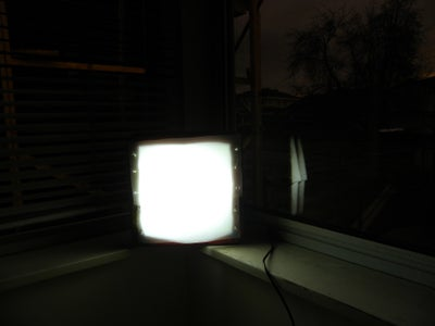 LED Dimmable Lightbox