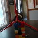 LEGO Motorized Windmill
