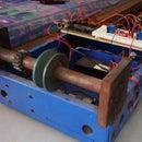 Arduino Base Wireless Pc control Robot .