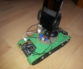 Android Arduino Motor Control