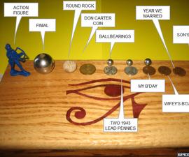 THE PUZZLE BOX: EYE OF HORUS