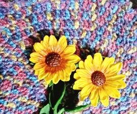 Clay Sunflower