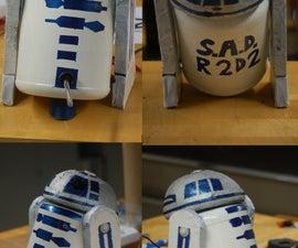 R2D2 Beverage Dispenser!