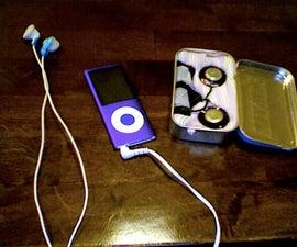 Altoids ipod case with mini speaker