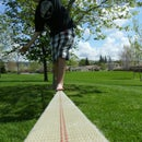 Slacklining: Living a healthier, active, and balanced lifestyle!