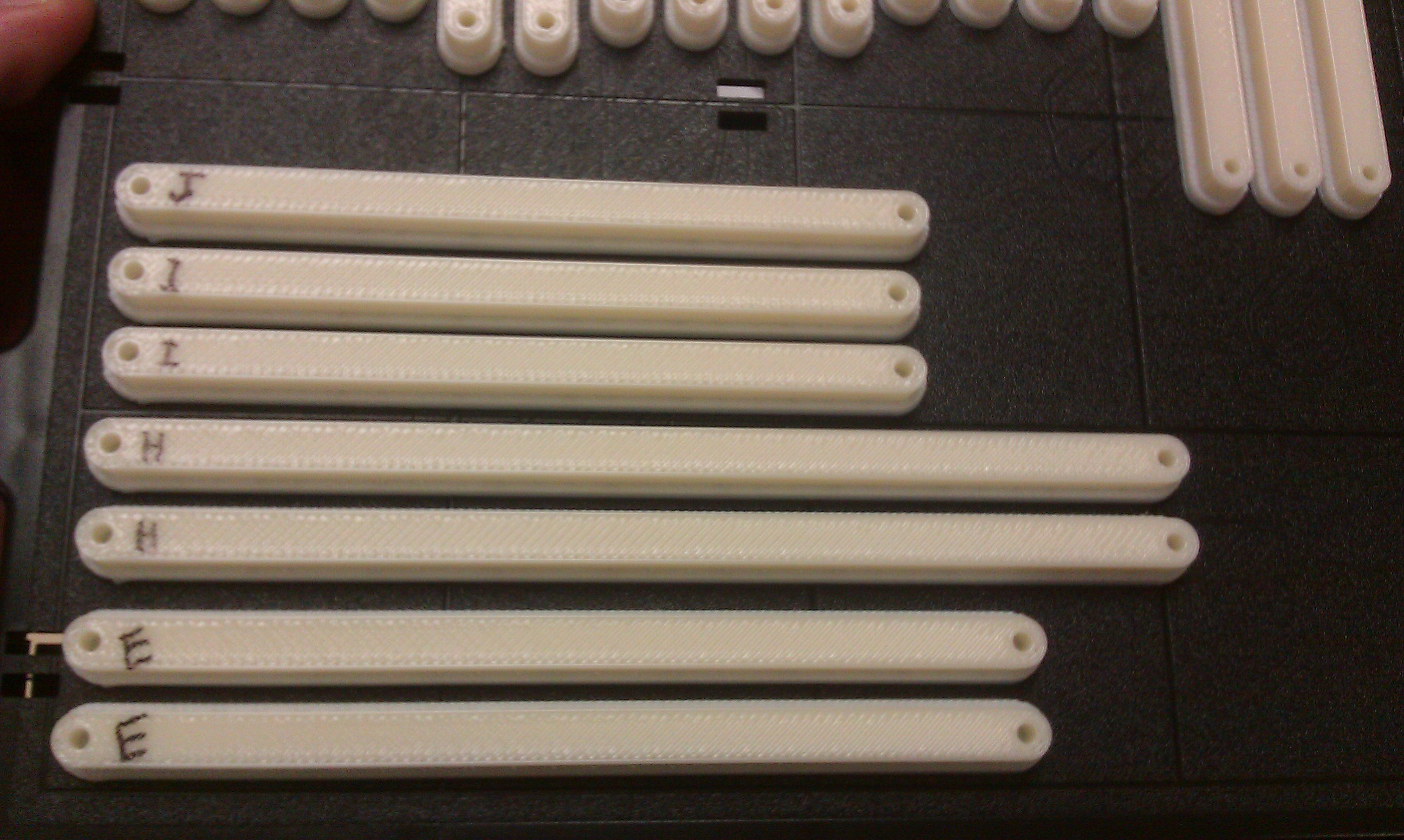 Picture of 3D Printed- Theo Jansen Mechanism Steps