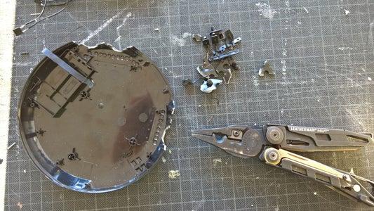 Desolder and Solder and Some Remodelling
