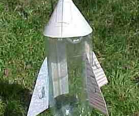 How to Make a Water Bottle Rocket Launcher