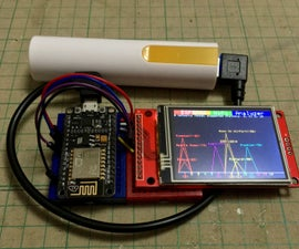 ESP8266 WiFi Analyzer