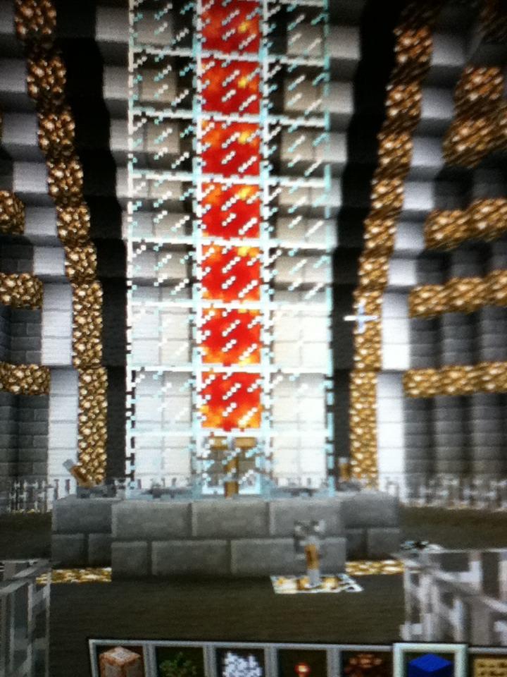 Picture of Minecraft Tardis