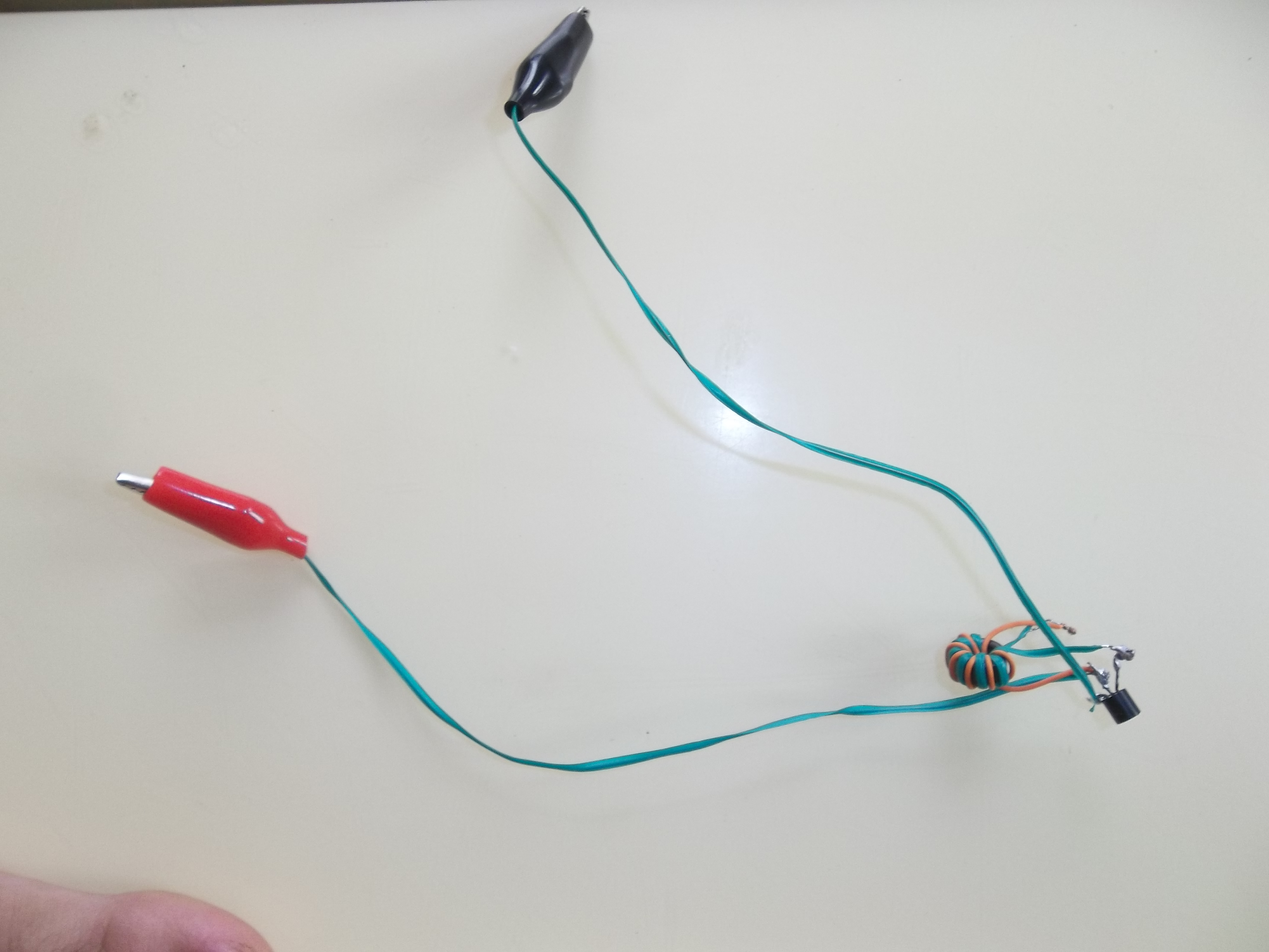Picture of Super Power JOULE THIEF
