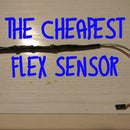 The Cheapest (20 Cents) Flex Sensor