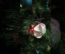 Blinking Christmas Ornament