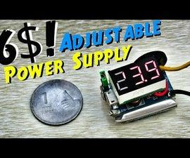 World's Smallest Power Supply !