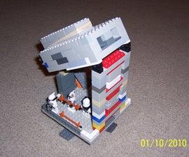 Lego Double Barrel Rocket Launcher