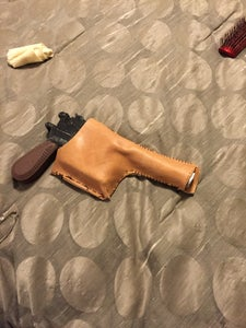 Sewing the Holster