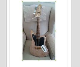 Designing and Making a Bass Ukulele