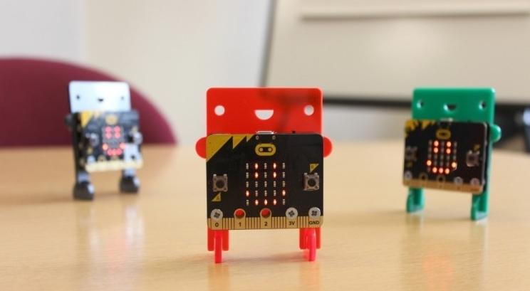 Picture of Micro:bit Light Flashing