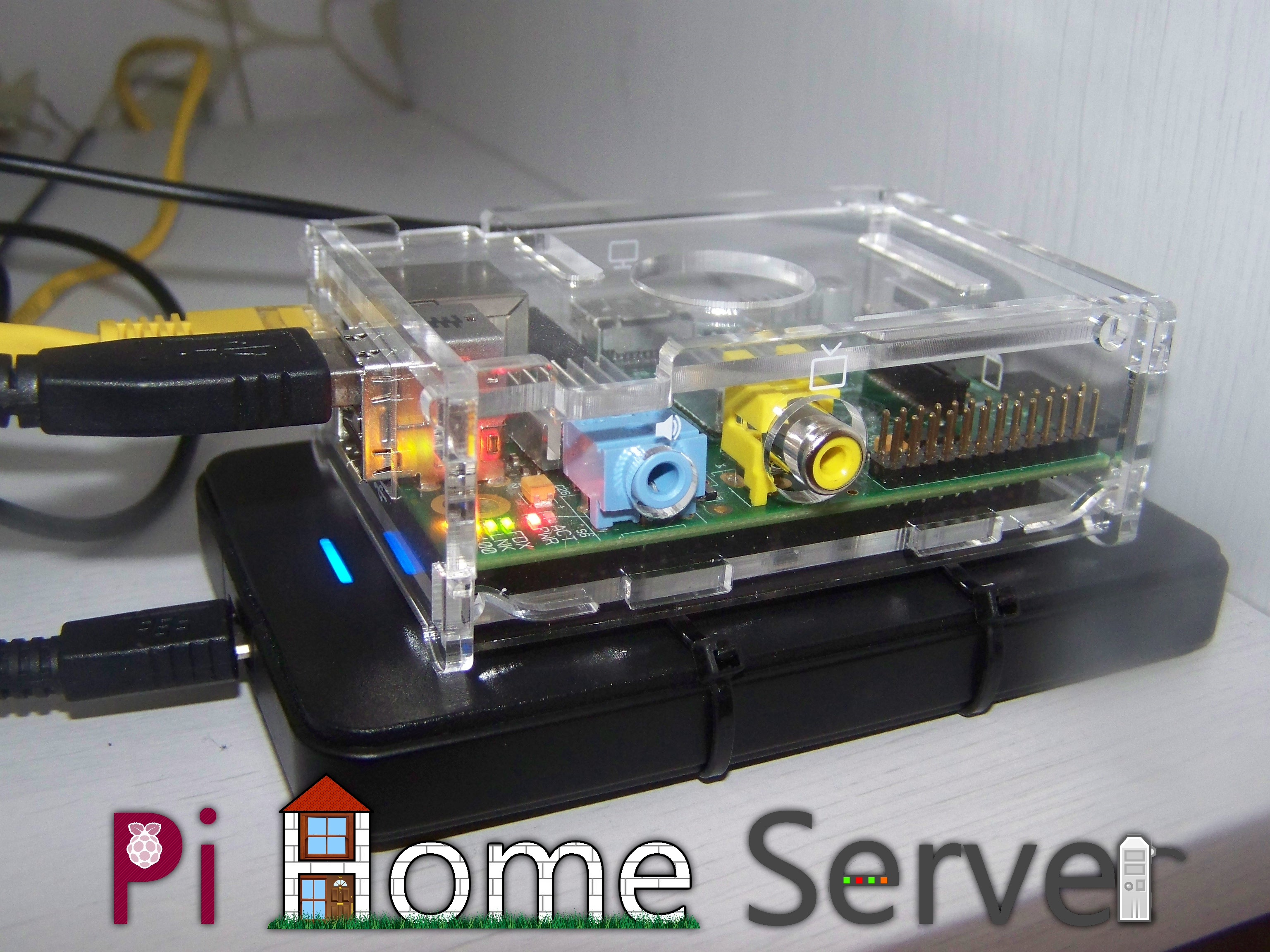 Ultimate Raspberry Pi Home Server: 30 Steps (with Pictures)