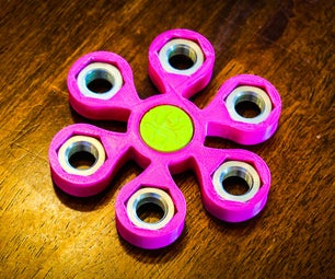 Hex Nut Spinner