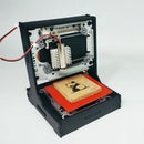 DIY Arduino Mini Laser Engraver