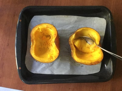 Purée the Cooked Pumpkin