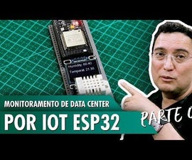 Data Center Monitoring by IOT ESP32