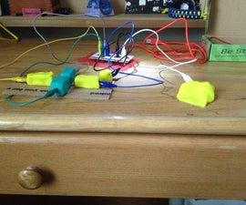 Clay makey makey controller