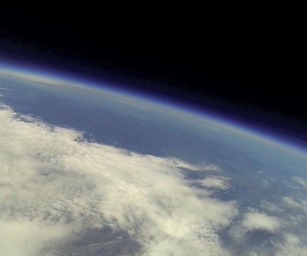 Send a Camera to Space