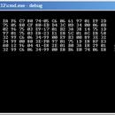 First Assembler Program