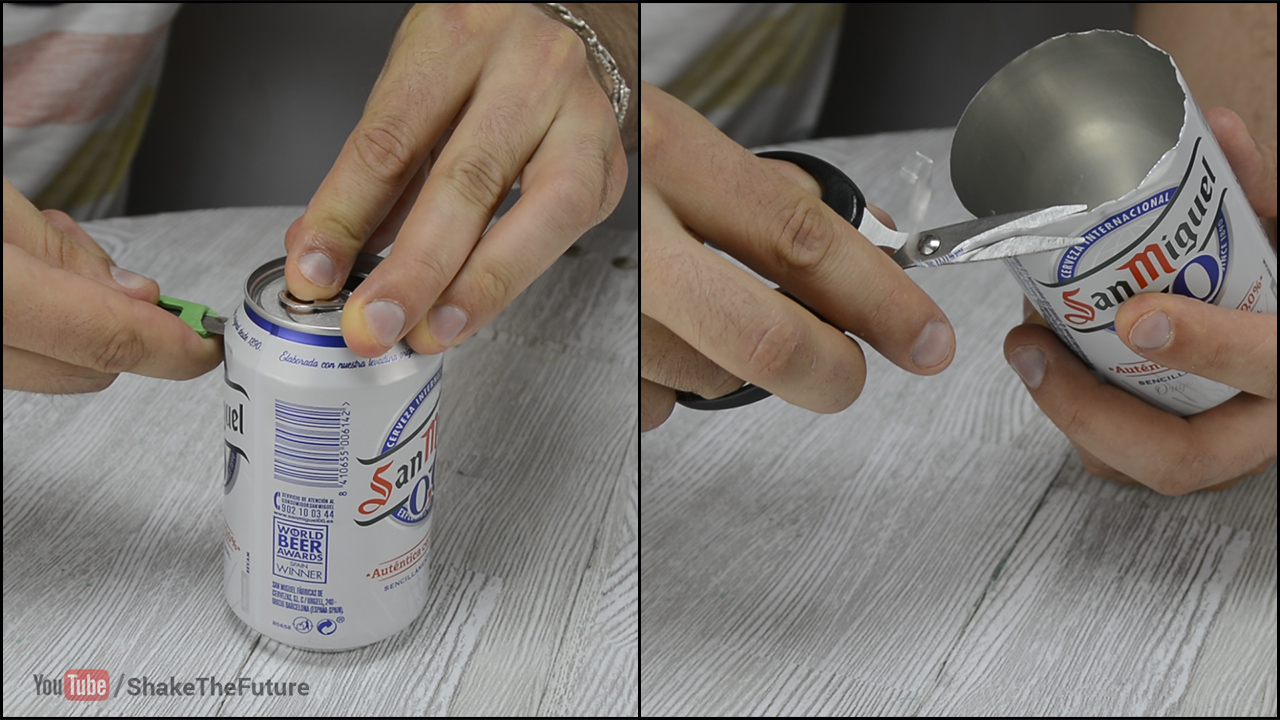Picture of Beverage Can Thermos