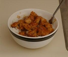 15 Minute Teriyaki Chicken