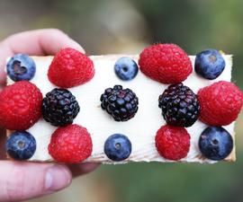 Five-Minute Fruit Tarts