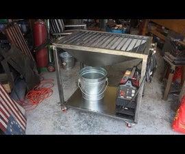 How to Make a Plasma Cutting Station | DIY