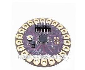 Lilypad Arduino Tutorial